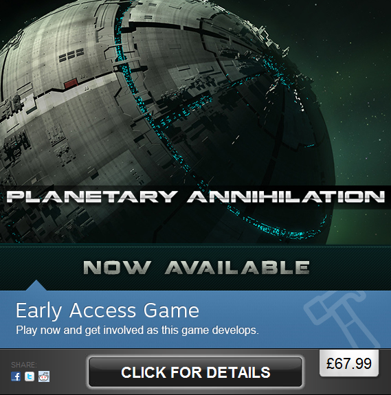 Planetary Annihlation